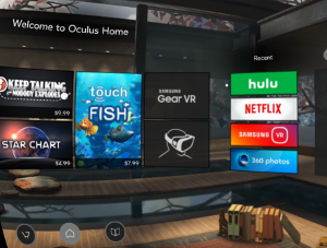 How to watch Hulu with a Samsung Gear VR